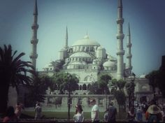 Blue Mosque, Istanbul.