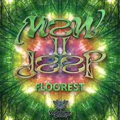 Rica Amaral & Pragmatix are Men2Deep, a new project focussed on pure psychedelic trance music