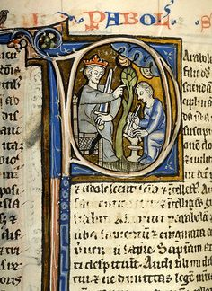 Bible, MS M.969 fol. 237v - Images from Medieval and Renaissance Manuscripts - The Morgan Library & Museum