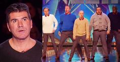 Old Men Grooving Dance Audition | Britain's Got Talent | GodVine - Funny Video
