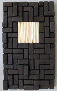 fassade aus verkohltem holz shou sugi ban verfahren holz pinterest fassaden holzfassade. Black Bedroom Furniture Sets. Home Design Ideas
