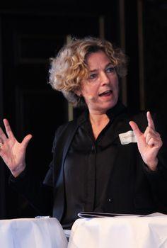 Christine Antorini, MF og tidl. minister. (Fotograferet i Børsen)