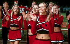 The first Bring It On. Any girl who grew up in the 90's and doesn't know the opening scene cheer word for word doesn't have a soul.