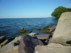Lake Ontario, New York