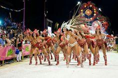 Gualeguaychu. Carnaval.Entre Rios. Argentina