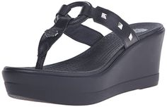 Harley-Davidson Women's Viktoria Slide Sandal  Leather strap with o-ring and studs  Lightweight outsole and heel  Cement construction