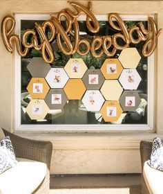 year monthly sign for birthday bee theme 1st Birthday Themes, One Year Birthday, Twin First Birthday, Baby Birthday, First Birthday Parties, First Birthdays, 1st Year, Birthday Ideas, Bee Party