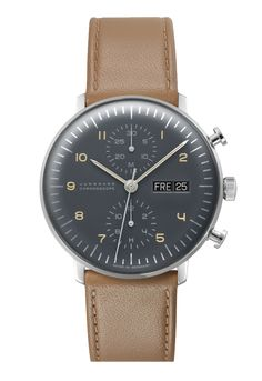 Ref. Nr. 027/4501.00 - Como uno de los diseñadores más extraordinarios de este siglo, el arquitecto, escultor y diseñador de productos Max Bill, dejó tras de sí una amplia obra y, dentro de esta, una de las colecciones de relojes más fascinantes de las últimas décadas.