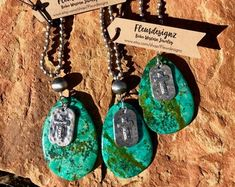 Western Bohemian Fashion by fleurdesignz on Etsy Bohemian Fashion, Bohemian Jewelry, Bohemian Style, Unique Jewelry, Boho, Fleur Design, Dog Tag Necklace, Westerns, Turquoise Necklace
