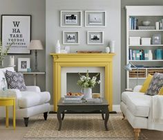 Déco salon moderne et chic: invitez la couleur grise dans votre espace!
