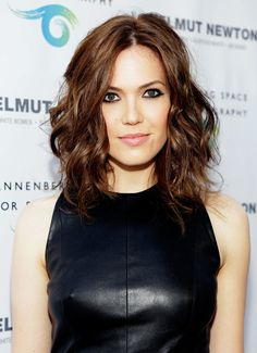 mandy moore, natural color? Next time?