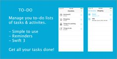 awesome To-Do (Complete Applications)