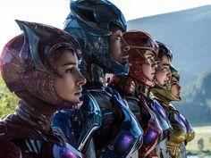 Power Rangers - Nova imagem oficial mostra mais dos uniformes dos heróis! - Legião dos Heróis