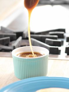 Vanilla Bean Caramel Sauce Recipe : Ree Drummond : Food Network - FoodNetwork.com