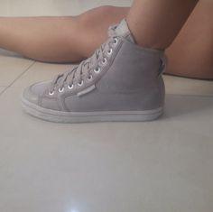 Zapatillas Botitas Adidas Originals De Mujer Talle 36 - $ 700,00 en MercadoLibre