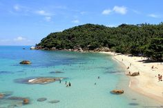 Planning to Visit Thailand? Than dont miss #KohSamui Island. Ko Samui, one of #Thailand's largest islands in the Gulf of Thailand, is known for its palm-fringed #beaches circling coconut groves and dense, mountainous rainforest.