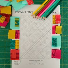 I'm doing a scrappy Christmas version for my Rainbow Lattice during the quilt along. I love the scrappy look but I'll always be a planner and an organiser so I'm working out all my fabric combos on the free colouring sheet before I start sewing. Coordinated randomness!⠀ Lattice Quilt, Free Coloring Sheets, Modern Quilt Patterns, Colouring, Rainbow, Quilts, Sewing, Fabric, Christmas