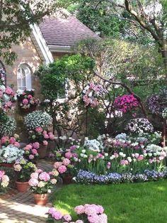 Shared by www.nwquiltingexpo.com #nwqe #garden