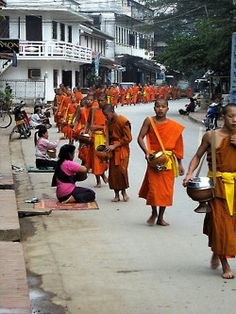 Luang Prabang, Laos - The best night market in the world
