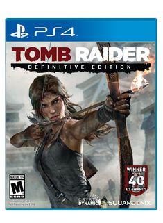 Amazon.com: Tomb Raider: Definitive Edition - PlayStation 4: Video Games