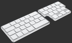 KeMice Revolutionary keyboard / KeMice is a revolutionary bluetooth keyboard for mobile device as iPhone, iPad, android phone, tablet.http://thegadgetflow.com/portfolio/kemice-revolutionary-keyboard/