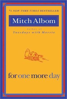 Title: For One More Day   Author/Guest: Mitch Albom   Episode 04054   #Books #ColbertReport