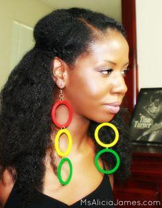 Natural Hair Protective Style. Natural Hair Updo. Natural Hair ...