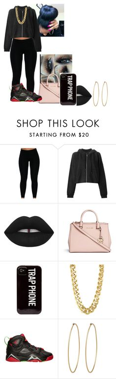 """""""Untitled #872"""" by miss-eli-pink ❤ liked on Polyvore featuring rag & bone, Michael Kors, CC SKYE and Social Anarchy"""