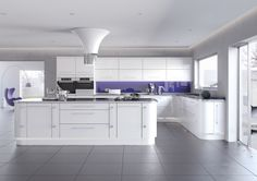 Lusso-White http://classifywall.com/listing/lusso-white-kitchen/