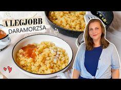 Daramorzsa egyszerűen elkészítve 😍🥄 könnyű tésztadesszert - YouTube