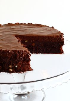 Ciasto czekoladowo-rumowe