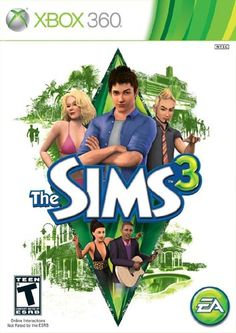 The Sims 3 Xbox 360 Game http://www.videogameboutique.com/-