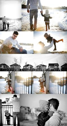 Father/daughter pictures. Adorable