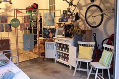 How to prepare for a craft show... also a ton of great tips for starting a small business!
