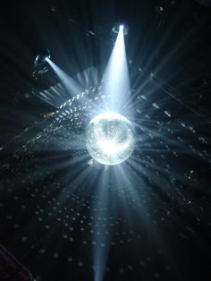 One of our disco balls that we have available for rent at Action Rentals in Chattanooga. http://www.actionrentals.com