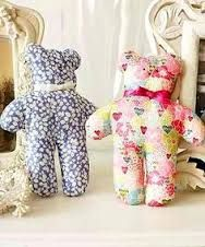 Image result for japanese cloth teddy craft book