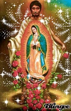 virgen de guadaupe Mary Jesus Mother, Blessed Mother Mary, Mary And Jesus, Blessed Virgin Mary, Jesus Is Lord, Virgin Mary Painting, Virgin Mary Art, Pictures Of Jesus Christ, Religious Pictures