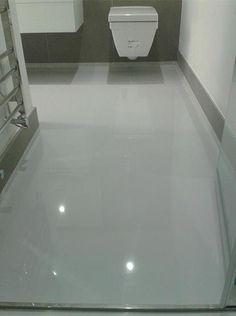 Epoxy resin floors