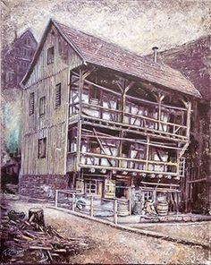 Altes Gerberhaus in Altensteig