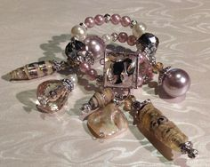 Light Pink and Cream Fashionista Couture by SugarLumpCreations, $15.00