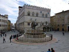 #Perugia, Fontana Maggiore / Palazzo dei Priori, #Umbria, #Italy