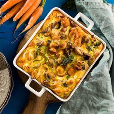 Gnocchi, Ratatouille, Paella, Chicken Wings, Meat, Ethnic Recipes, Buffalo Wings