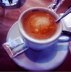 Entre trabajo y trabajo, criss89m tuvo tiempo de tomarse un café con nosotros en Instragram