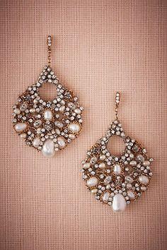 Flora Chandelier Earrings