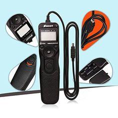 Amazon.com : SHOOT MC-DC2 Timer Remote Shutter for Nikon D90 D600 D610 D3100 D3200 D3300 D5000 D5100 D5200 D5300 D7000 Digital SLR Cameras : Camera & Photo