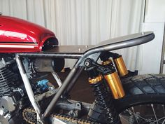 XR650 Scrambler build in Chicago - Page 5 - ADVrider