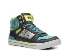 Gotta Flurt Hip Hop Reptile Sneaker def gonna get myself some high tops when I take hip hop class... Supposed to be so good for dancing