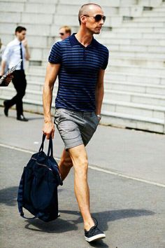 Best Mens Summer Casual Shorts Outfit That You Must Try 01 Summer Outfits Men, Short Outfits, Men Summer, Summer Clothes, Spring Summer, Casual Shorts Outfit, Only Shorts, Cut Shorts, Short Shorts