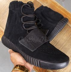 d4014e6b3fbe8a Blackout adidas Yeezy 750 Boost Adidas Shoes Women