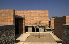 Escuela de Artes Plásticas de Oaxaca_2008_ Taller de Arquitectura Mauricio Rocha
